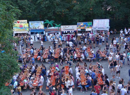 Parkplatzfest